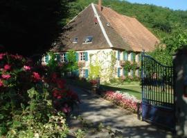 Le Schaeferhof, Murbach