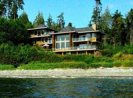 Points West Oceanfront Resort, Sooke