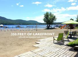 Scotty's Lakeside Resort, เลก จอร์จ