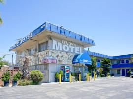 Lyndy's Motel, อนาไฮม์