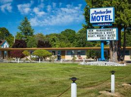 Anchor Inn Motel by Loyalty, Blaine