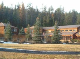 The Lodge at Lolo Hot Springs, Lolo