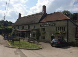 The Grove Arms, Ludwell, Shaftesbury