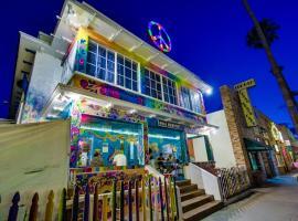 USA Hostels Ocean Beach, ซานดิเอโก