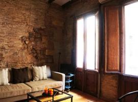 Canvis Vells Apartment, บาร์เซโลนา