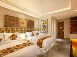 JOCS Boutique Hotel & Spa