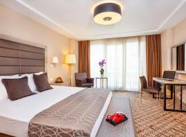 ニディヤ ホテル ガラタポート