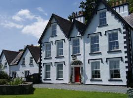 Coed Mawr Hall Bed & Breakfast, Conwy