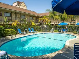 Key Inn and Suites, Tustin