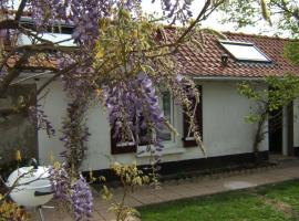 Holiday home Les Rosiers, Conchil-le-Temple