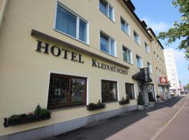ホテル クラインミュンヘン ガルニ, リンツ