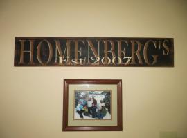 Homenberg's, Big White