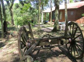 Linda Cabana Rural
