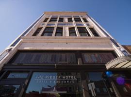 The Rieger Hotel, Kansas City