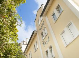 Royal Hotel, Pforzheim