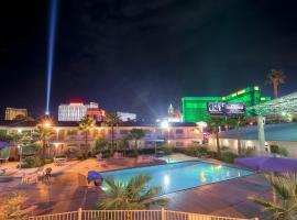 Motel 6 Las Vegas Tropicana, ลาสเวกัส