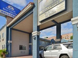 Americas Best Value Inn Hollywood, ลอสแอนเจลิส