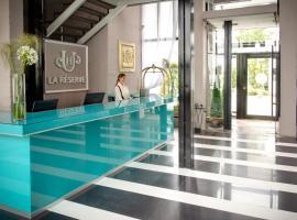 Spa Hotel La Reserve, โคโลเนีย เดล ซาคราเมนโต