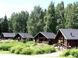 ラスティラ キャンピング ヘルシンキ, ヘルシンキ