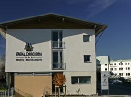 Hotel Waldhorn, เคมป์เทิน
