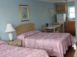 Chateau Bleu Motel, North Wildwood