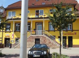 Hotel Gasthof Zum Schwanen, ライメン