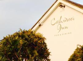 Cashmoor Inn - Inn on the Chase, Minchington