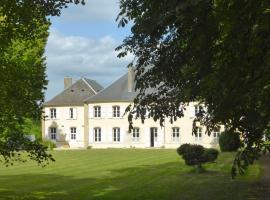 Maison d'hôtes Le Château de Puxe, Puxe