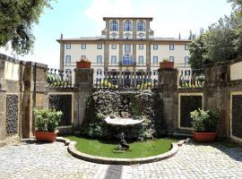 Grand Hotel Villa Tuscolana, เฟรส-กาตี
