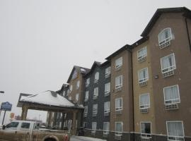 Lakeview Inn & Suites - Fort Nelson, Fort Nelson