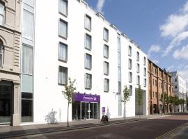 Premier Inn Belfast City Centre - Cathedral Quarter, เบลฟาสต์