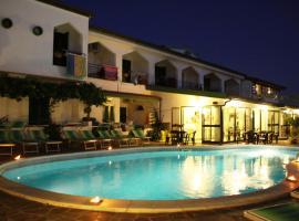 Hotel Marinella, Capo Vaticano