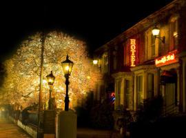 Overcliffe Hotel, Gravesend
