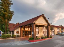 Best Western Town & Country Lodge, Tulare