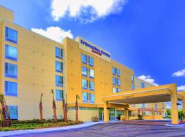 SpringHill Suites Tampa North/Tampa Palms, แทมปา