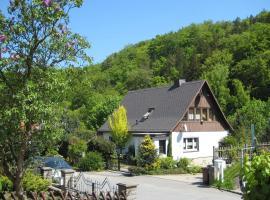Apartment Am Waldrand 2, Freital