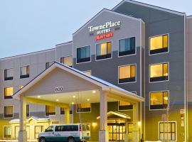 TownePlace Suites by Marriott Anchorage Midtown