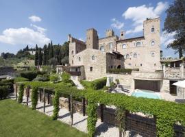 Castello Di Monterone, เปรูจา