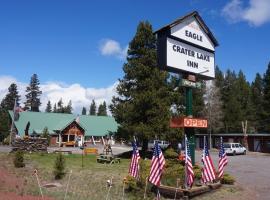 Eagle Crater Lake Inn, Chemult