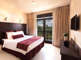 Punta West Bed & Breakfast, Sabana Westpunt