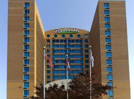 ラディソン スイーツ ホテル トロント エアポート