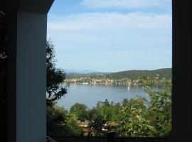 La Boretta, Meina