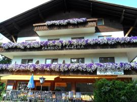 Gasthof Pension Alpina, Obsteig