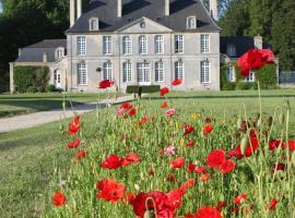 Chambres d'Hôtes Château de Martragny, Martragny