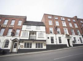 The Lion Hotel Shrewsbury by Compass Hospitality, Shrewsbury