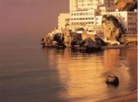 ザ カレタ ホテル セルフケータリング アパートメンツ, ジブラルタル