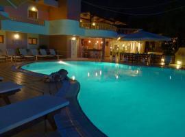 Sun Rise Hotel Apartments, Erétria