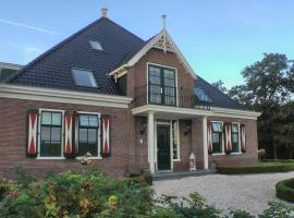 Bed and breakfast Hoeve Chapeau, Katwoude