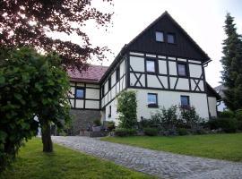 Ferienwohnung Bergzauber, Wilthen