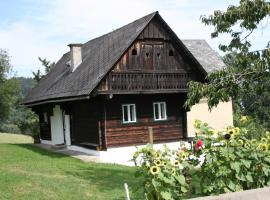 Ferienhaus Koglegg, Unterfresen